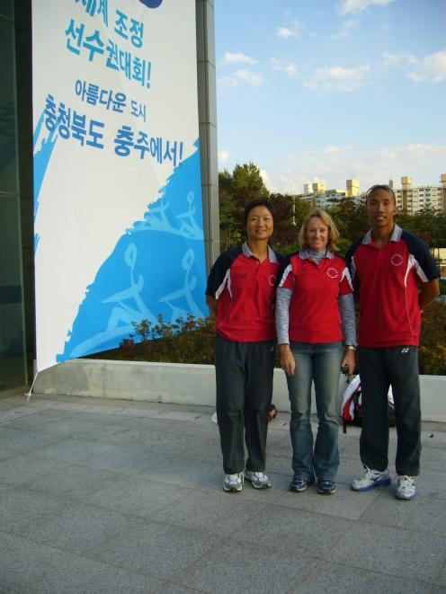 2007 Asian Championship, Korea